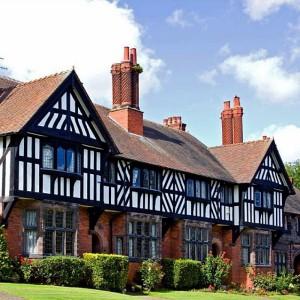 Крыши в Англии