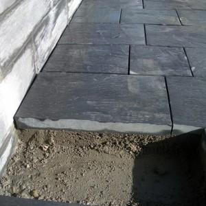 Камень для мощения - Английский сланец Welsh Slate