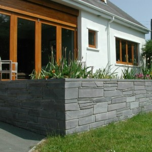 Английский сланец Welsh Slate Dark Blue Grey