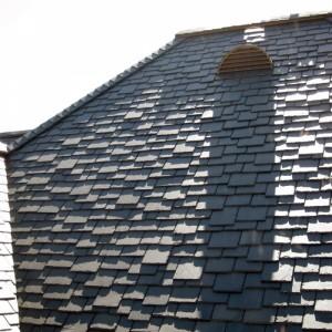 Американская сланцевая крыша Hang Down