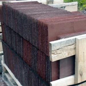 Сланец в США - Производство плитки
