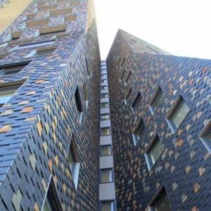 Сланец - Голландская архитектура