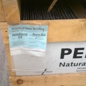 Dachschiefer Von Welsh Slate Penrhyn 1000x500x10 mm