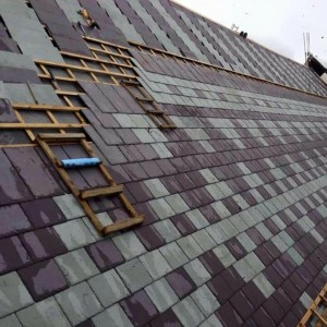 Dachschiefer Welsh Slate Penrhyn & Welsh Slate Unfading Green Vermont