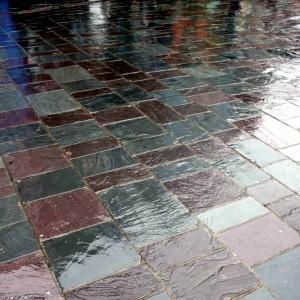 Мостовой камень - Сланец Welsh Slate