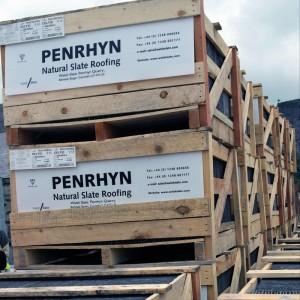 Сланцевый карьер Penrhyn Welsh Slate