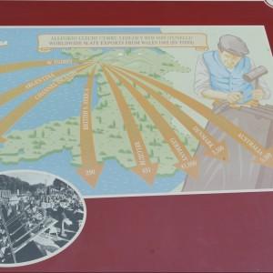 Экспорт валлийского сланца в 1882 году ... На 1 месте Германия, которая в то время, вплоть до 1928 года, не имела собственной развитой сланцевой промышленности ... И только после Первой мировой войны, немцы начали ее создавать, окончательно утвердив в 1932 году ...