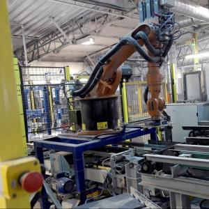Новая линия на фабрике Welsh Slate