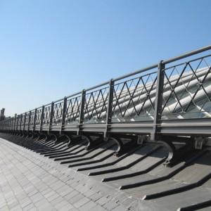 Сланцевая крыша вокзала Сент-Панкрас, натуральный камень, сланцевая черепица WelshSlate Penrhyn