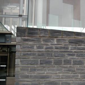 Здание Национальной Ассамблеи Уэльса - Сланец Welsh Slate Dark Blue Grey Cwt Y Bugail