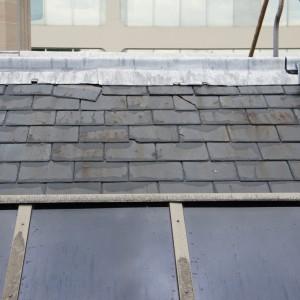 Испанский сланец на крыше в Австралии