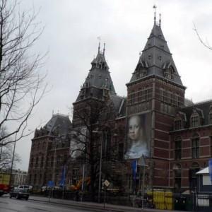 Сланец Welsh Slate в Амстердаме