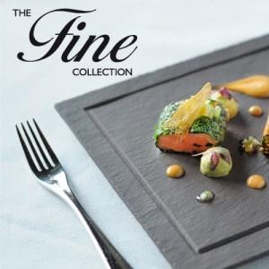 Квадратная тарелка из английского сланца - Slateware Fine Collection