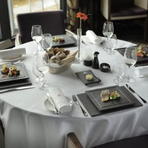 Английская сланцевая посуда Welsh Slate Slateware Fine - Сервировка стола в Английских традициях