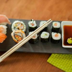 Набор посуды для суши-ресторанов - Английская сланцевая посуда Welsh Slate Slateware