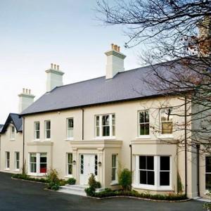 Каменная крыша английского дома - Сланцевая черепица Welsh Slate Penrhyn