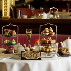 Сланцевая посуда - Лондон Hotel Cafe Royal
